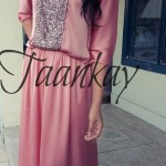 Taankay winter dresses Collection 2014-15 3