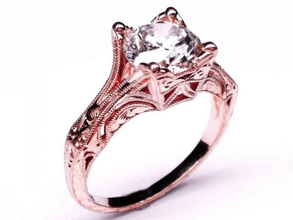 Vintage Marriage Rings 2015 For Women and Men (2)