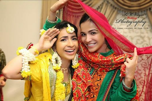 Dua Malik And Sohail Haider Wedding Nikah Pictures 8