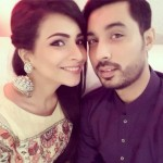 Dua Malik and Sohail Haider Wedding Pics (1)