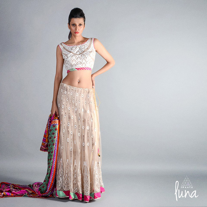 Luna by Inaaya Party Festive dresses 2015 (6)