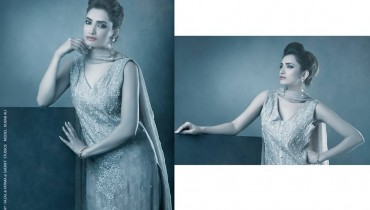 Zonia Anwaar Formal Wear Collection 2015 For Women (1)