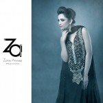 Zonia Anwaar Latest Formal Wear Dresse 2015 For Ladies (4)