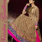 Bollywood Actress Priyanka Chopra Dresses Anarkali Suits 2015 (1)