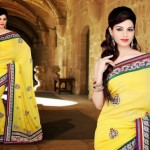 Brides Galleria Ethnic Saree 2015 Design for Women (5)
