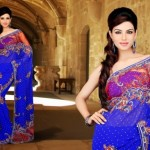 Brides Galleria Colorful Saree 2015 Design for Women (9)