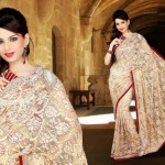 Brides Galleria Best Design of Saree 2015 (2)