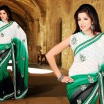 Brides Galleria Indian Saree 2015 Design for Women (2)