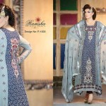 Ramsha zari Latest spring summer collection 2015 volume 10 for Women (6)