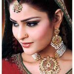 Latest Bridal Gold Jewelry Fashion in Pakistan (1)