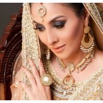 Elegant Bridal Jewellery Set Designs 2015