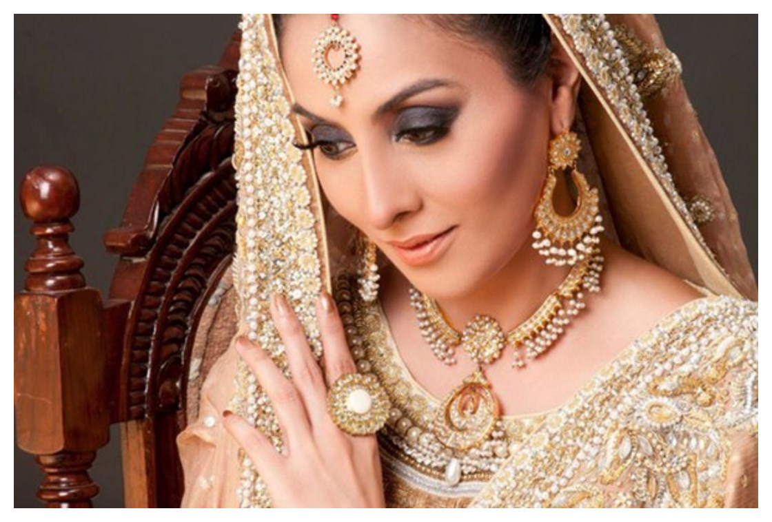 Latest bridal gold jewelry fashion 2015 in pakistan newfashionelle Fashion style in pakistan 2013