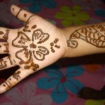 Latest Bridal mehndi designs 2015 for cute kids & Babies