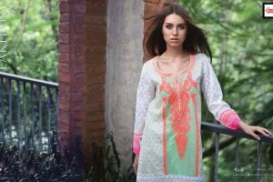 Latest Komal lawn dresses 2015 by LSM Fabrics