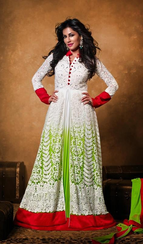 Latest Pakistani And Indian Fashion 2015