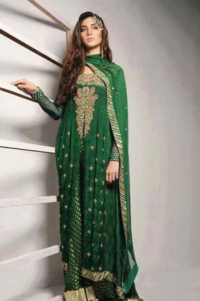 Maria's Ethnic Wedding dresses 2015 For Girls (4)
