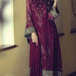 Maria B Latest Embroidered Collection Vol 1 2015 (2)
