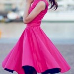 Latest Fashion outfits Frocks Designs 2015 for Girls (6)