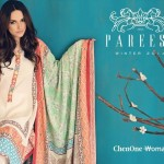 Pareesa new winter Dresses 2015 for women (2)