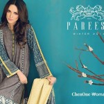 Pareesa winter Dresses 2015-2016 for women (1)