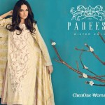 Pareesa winter Dresses 2015-2016 for women (2)