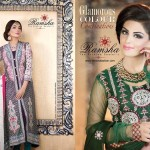 Buy Ramsha Zari Party Wear Collection Vol-10