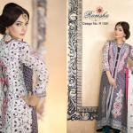 Ramsha Zari Fashion Party Wear Dresses 2015 Girls Wear (2)
