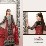 Ramsha zari Latest spring summer collection 2015 volume 10 for Women (5)