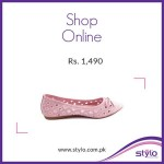 Stylo Shoes New Sale Offer 2015 for Girls in Pakistan (1)