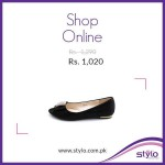 Stylo Shoes New Sale Offer 2015 for Girls in Pakistan (2)