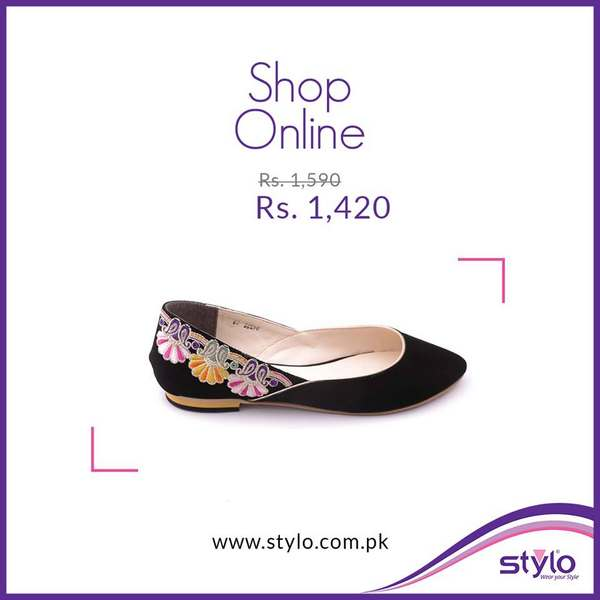 Stylo Shoes Summer Sale Offer 2015 on Women (1)