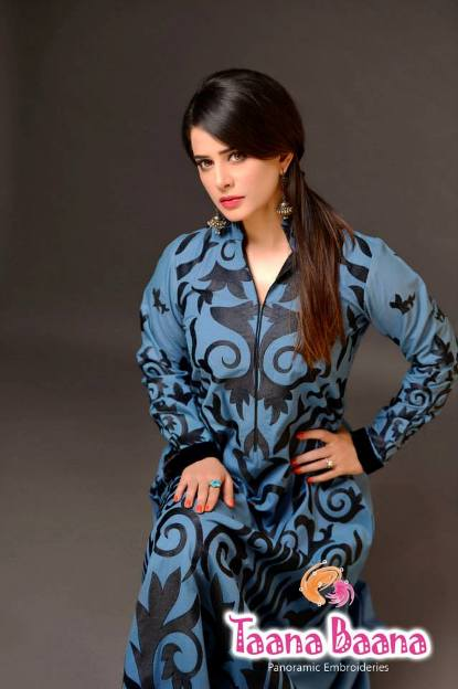Taana Baana Casual Wear Suits dresses 2015 for girls (3)