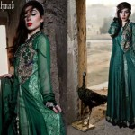 Zahra Ahmad Elmas Fancy Formal Dress Collection 2015-16