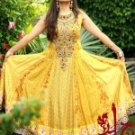Zahra Ahmad New Elegant Winter Dress Collection
