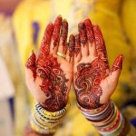 Best & Stylish Mehndi Designs Guideline for Teen Girls 2015