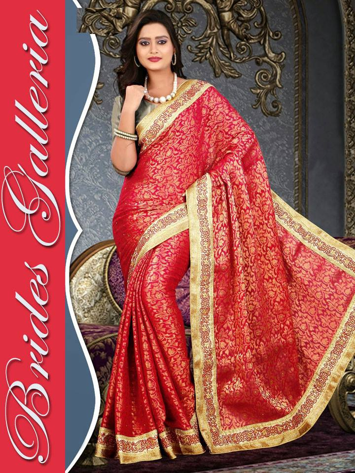 Indian hot Saree Design 2015 By Brides Gellria (3)