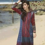 Maria b lawn Latest 2015 for spring summer for girls (7)