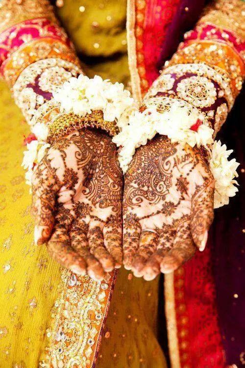 Pakistani Mehndi Designs 2016 For Girls
