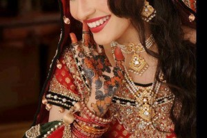 Pakistani Mehndi Designs 2015 For Girls