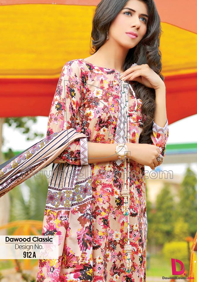 Stylish Embroidered Designer Kurtis Collection 2015