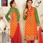 Summer Women Lawn Dresses 2015 By Sheen Flitz (2)