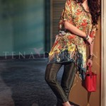 Tena Durrani Women Dresses 2015 For Summer (2)