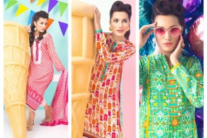 Bonanza Satrangi Prêt Wear Dresses 2015 For Girls (4)