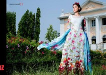 Designer Tabassum Mughal Luxury Lawn Fashion 2015 by AZ (1)