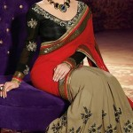 Saree fashion trends in Pakistan India