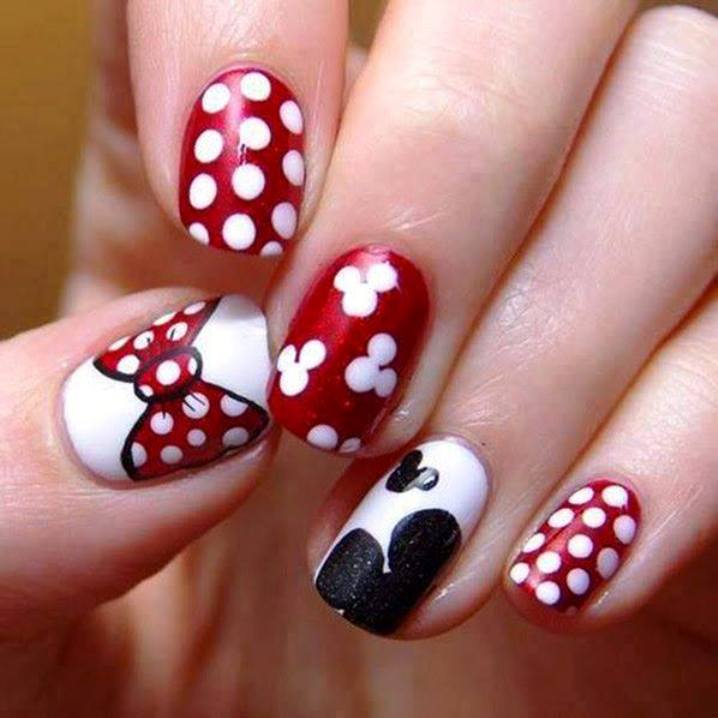 & Colorful Nail Art 2015 for Girls (6)