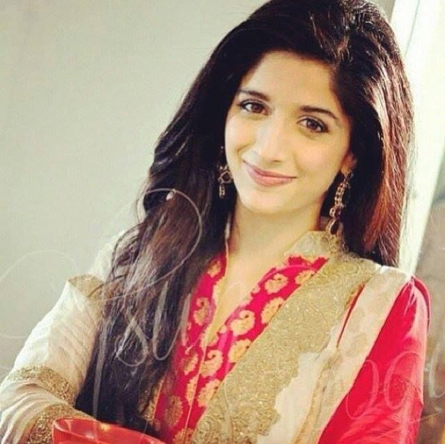 Mawra Hocane Bridal Wear Photos