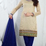 New Indian Casual Churidar Shalwar Suits 2015 (2)