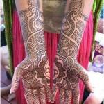 Beautiful Mehndi Design Pics 2015 For Girls (2)