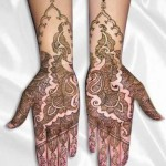 Bridal Mehndi Designs Collection 2015 For Girls (1)